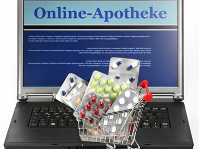 Es gibt unzählige online Apotheken im Netz.