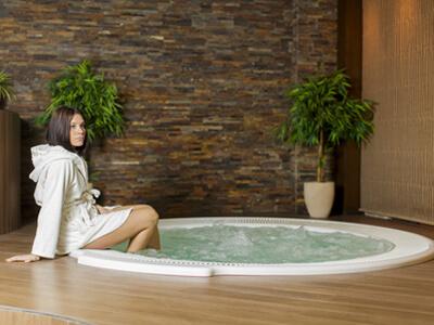 Ein Bad mit Stil