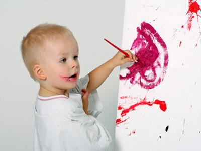 Maler / Malerei