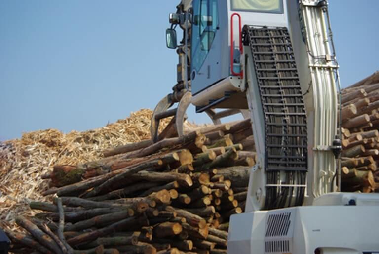 Holzverarbeitung mit Maschinen