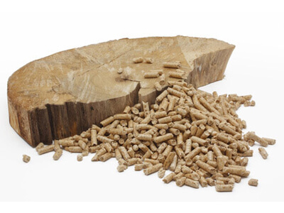 Pellets / Holzbriketts