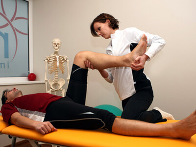 Physiotherapie / Physiotherapeut