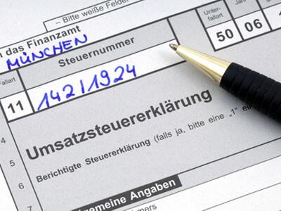 Steuerberater / Steuerberatung