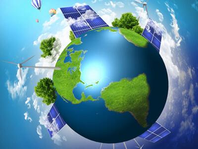 Viele Stromanbieter setzen heute auf Nachhaltigkeit.