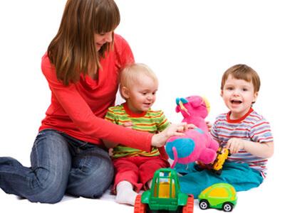 Tagesmutter / Babysitter
