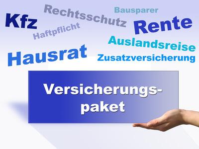 Versicherung / Versicherungsmakler